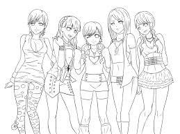 Color And Draw On Pinterest Coloring Pages Anime And Colouring 605