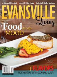 Evansville Living March April 2012 by Evansville Living Magazine.