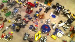 All power rangers toys