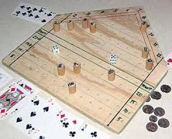 Wooden Sequence Board Game SaltOfAmerica Article Make a Horse Race Game for Family and 51