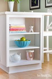 diy bookcase kitchen island. Kitchen Island Bookshelf Diy Bookcase