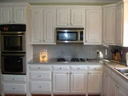 Whitewashing Stained Wood White Stained Cabinets