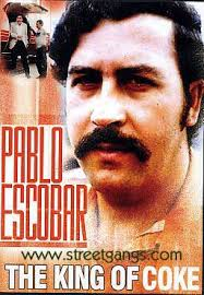 Los carteles más conocidos eran los de Cali y Bogotá, entre sus miembros destacan, Rodriguez Orejuela y el Cartel de Pablo Escobar Gaviria. - pablo_op