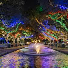 Christmas Tree Lighting Houston The Best And Brightest Christmas Light Displays Around