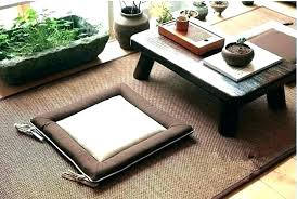 zen coffee table light dark wood antonello italia