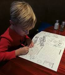 Coloring Pages To Occupy The Kids Picture Of Ram Restaurant And