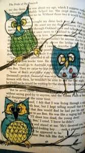 cute for an altered book page