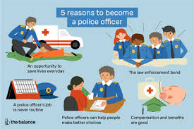 Why To Become A Police Officer Good Reasons To Become A Police Officer