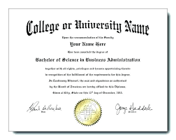 4 Year College Plan Template Beautiful Bachelor Degree Template Free Ideas College Degree