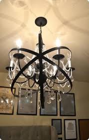 diy metal orb chandelier 59170793585000c5d2ac109f897e68f5 orb chandelier chandelier crystals plans