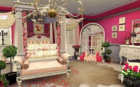 Pink And Gold Bedroom Decor Romantic Small Bedrooms