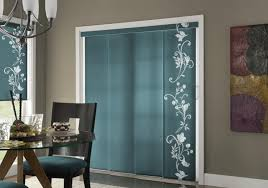 sliding panel track blinds patio doors patio door blinds and shades1 fabric vertical blinds for sliding
