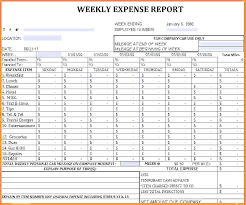 Excel Template Expense Report Report In Excel Sales Report