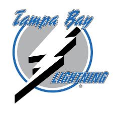 tampa bay lightning logo logo black and white