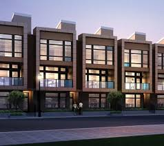 Contemporary townhouses with a punch- Chroma Townhomes for sale in Ballpark  Denver