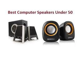 speakers under 10. top 10 best computer speakers under 50 in 2017 h
