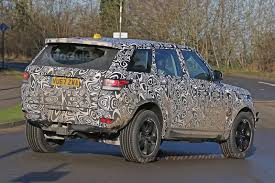 2019 land rover defender spy shots. land-rover-defender-mule-lwb-spy-photos-07 2019 land rover defender spy shots v