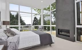 modern minimalist bedroom furniture. greyminimalistbedroomfloortoceilingwindows modern minimalist bedroom furniture