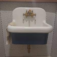 vintage bathroom sinks small