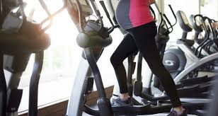 exercising safely while pregnant