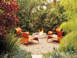 cool patio chairs fire pit design ideas hgtv