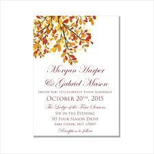 Pumpkin Invitations Template Fall Wedding Invitation Templates Rustic Fall Pumpkin Wedding