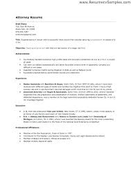 Lawyer Sample Resume Lawyer Resume Template Here Are Attorney Resume ...