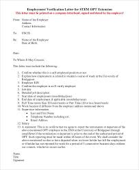 sample letter of employment verification 10 examples in pdf word for green card employment verification letter