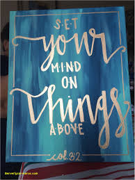 canvas painting ideas sayings best of hand lettered verse canvas painting canvas wall hanging sign