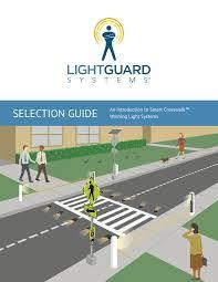 Lightguard Lighting Lightguard Systems Lighted Crosswalks Booklets Pricing And
