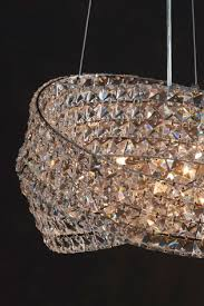 clear venetian 5 light chandelier next