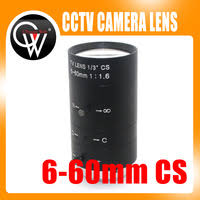 Fixed iris lens CS.C