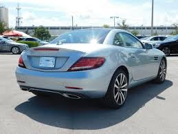 2018 mercededs slc 300 silver best lease deals miami 3