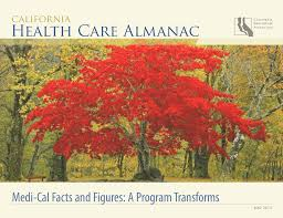 Health Care Almanac Medi Cal Facts And Figures A Program