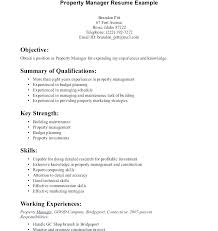 Resume Skills Example – Ringfinger.co