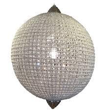inspiring disco ballelier light acrylic shade crystal divine design large pendant jar