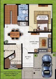 40 x 40 duplex house plans lovely 40 x 40 duplex house plans best 1200 sqft