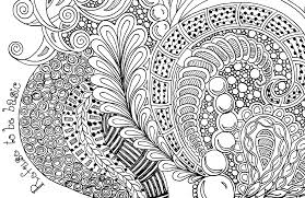 Small Picture Free Zentangle Coloring Pages itgodme