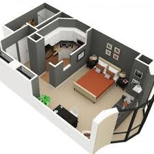 Good Interesting Chicago One Bedroom Apartment Inside Cheap Two Apartments For  Rent 1 2 Apt In Model Of