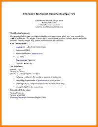 Resume Action Verb List Pharmacy Technician Duties Sample Free