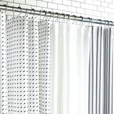 black tension rod matte black shower curtain rod tips how to make curtain tie backs with