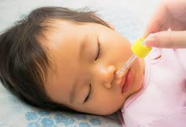 stuffy blocked nose in infants reasons