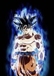 Goku Ultra Instinct Wallpaper - EnJpg