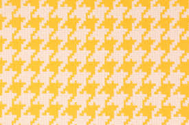 sunbrella houndstooth solution dyed acrylic outdoor fabric in yellow ff45480 14 95 per yard