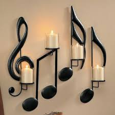 music decorations for home mening illuminting music home decor ideas