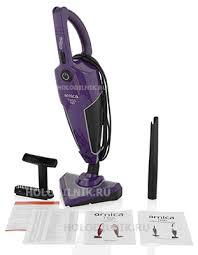 <b>Пылесос Arnica</b> Tria Pro фиолетовый купить в интернет ...