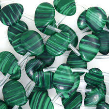 Teardrop Malachite Loose Stone Beads for sale | eBay