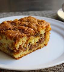 The relationship between a grandmother and grandchild is a very special one, and i was told many stories about this particular grandmother, and that statement always rang true. Easy Pecan Sour Cream Coffee Cake Maria S Kitchen