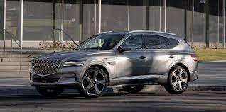 View photos, features and more. 2021 Genesis Gv80 Review Pricing And Specs
