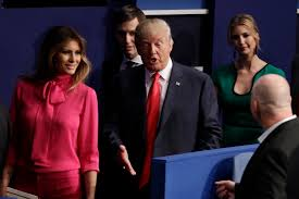 Melania Trump s pussy bow debate blouse Ultimate trolling or.